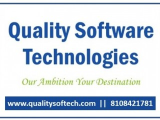 Top Software Testing Instititue, Selenium Course @ Quality Software Technologies – (Thane-Kalyan)