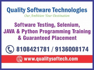 Software Testing Course, Selenium Course @ Quality Software Technologies (Thane-Kalyan)