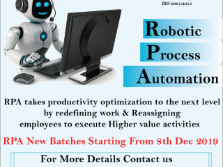 RPA Training | Robotic Process automation| QUASTECH