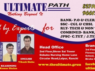Ultimate Path Ranchi