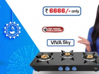 Vidiem Mixer Grinder And Vidiem Gas Stove Online
