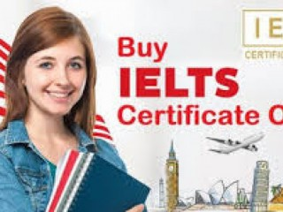 Buy IELTS certificate and Toefl without exam