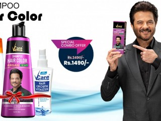 Know more about black shampoo name