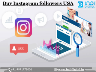 How to buy instagram followers in USA