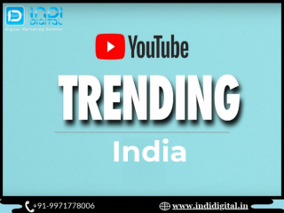 Find the best youtube trending services in India