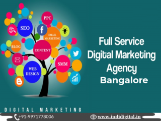Are you looking for the best digital marketing agency in Bangalore