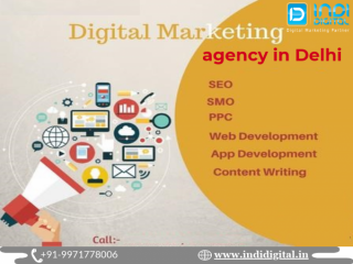 Hire top digital marketing agency in Delhi