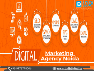 Find the best digital marketing agency in Noida