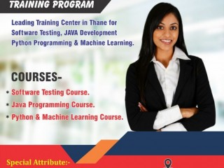Software Testing Top institute in Thane - Kalyan