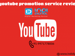 Get the best youtube promotion service review