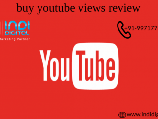 Get the best buy youtube views review