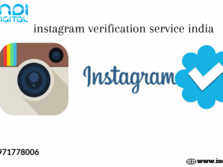 Find the best instagram verification service india
