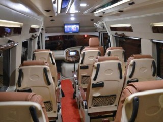 Tempo Traveller Hire Rental Jaipur - Tempo Traveller in Jaipur