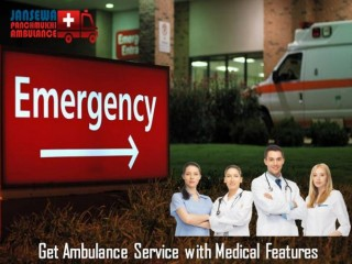 Get Ambulance Service in Vasant Vihar with the Best Medical Group