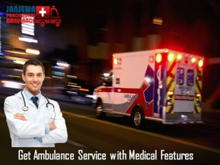 Get Ambulance Service in Vasant Kunj with Top-Class Cures