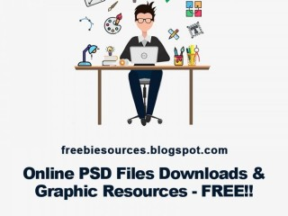Online PSD Files Downloads & Graphic Resources - FREE!!