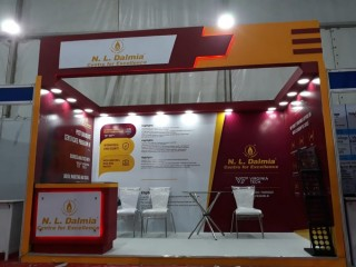 Exhibition Stall Designer and Stall fabricators