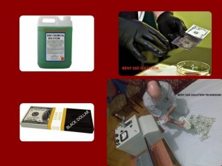 BLACK DOLLAR CLEANING wit SSD SOLUTION CHEMICAL +919717615570